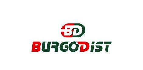 Resultado de imagen de burgodist logo